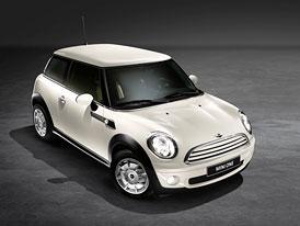 Mini 2010: Silnější motory a nižší spotřeba