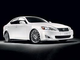 Lexus IS 200d: Chyst� se slab�� turbodiesel