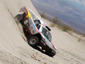 Rally Dakar 2010 (8. etapa) – Patronelliové kvůli penalizaci málem nenastoupili, na konec si udrželi vedení (fotogalerie)