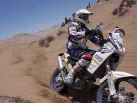 Rally Dakar 2010 (9. etapa) – smolařem dne tentokrát Polák Hołowczyc (+ fotogalerie)