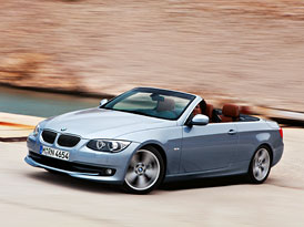 BMW 3 Coup� a Cabrio: Nov� motory a facelift pro rok 2010