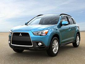 Mitsubishi ASX: Základ 1,6 MIVEC (86 kW) 4x2 za 429.900,- Kč, prodej od srpna
