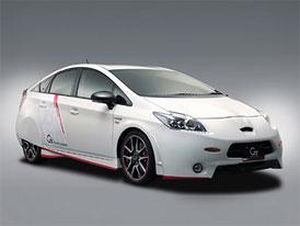 Toyota Prius G Sports Concept: Hybridní sportovec