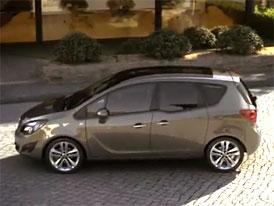 Video: Opel Meriva – FlexDoors se představují