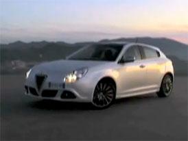 Video: Alfa Romeo Giulietta – Nový hatchback z Itálie