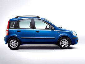 Fiat Panda: Nový ceník obsahuje auto s klimatizací za 169.900,- Kč
