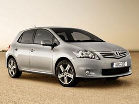 Toyota Auris 2010: Facelift po třech letech