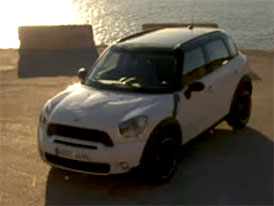 Video: MINI Countryman � Nov� crossover se p�edstavuje