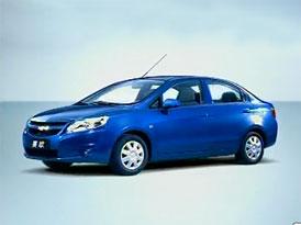 Video: Chevrolet Sail – Malý čtyřdveřový sedan
