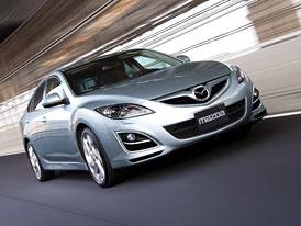 Mazda 6: Facelift i pro evropskou verzi