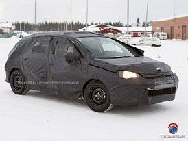 Spy Photos: Citroën C4 - Druhá generace