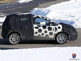 Spy Photos: Chevrolet Aveo - Studie napověděla hodně