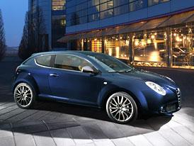 Alfa Romeo MiTo for Maserati: Limitovaná edice jako náhradní vozidla pro servisy