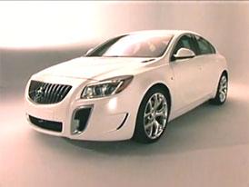 Video: Buick Regal GS � sportovn� sedan pro USA