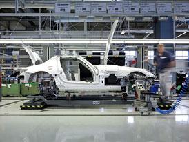 Mercedes-Benz SLS: Výroba zahájena, v prodeji od 27. března 2010