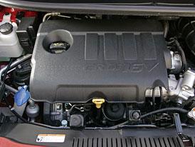 Kia Venga: Motory