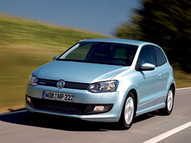 Český trh v dubnu 2010: Polo druhé mezi malými vozy, porazilo oba modely Fordu