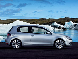 VW Golf: Plošná sleva 35 tisíc Kč, první cena 331.600,- Kč
