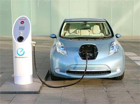 Nissan se bude v Japonsku pod�let na rozvoji infrastruktury pro elektromobily