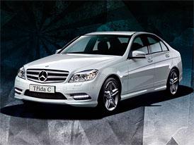 Mercedes-Benz C: AMG Style paket a nové čtyřválce (+přehled cen)