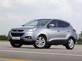 Hyundai ix35: Nový naftový základ za 489.900,-Kč