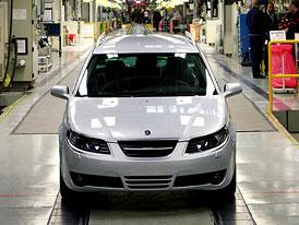 Saab 9-5: Ukončena výroba první generace