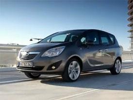 Video: Opel Meriva II – Malé MPV v pohybu