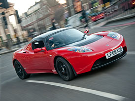 Tesla Roadster: Výroba elektrického dvoumístného sportovního vozu skončí příští rok