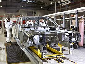 Bentley Mulsanne: Nahlédněte do výrobních postupů (video)