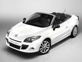 Renault Mégane CC: Nové kupé-kabrio dostane dvouspojkovou převodovku