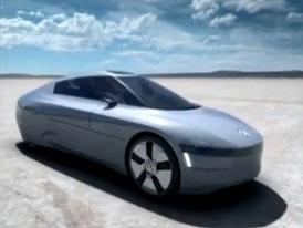 Video: Volkswagen L1 – Koncept dvoumístného úsporného vozu