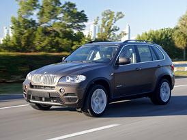BMW X5 2010: Výhradně přeplňované motory, osmistupňový automat a svěží vzhled