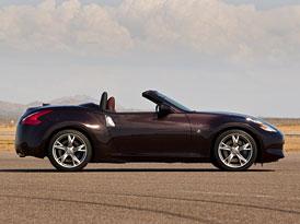 Nissan 370Z Roadster se začal na českém trhu prodávat za 1.202.499,- Kč