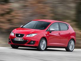 SEAT Ibiza 2011: Nov� motory 1,2 TSI (77 kW), 1,2 TDI (55 kW) a sedmistup�ov� p�evodovka DSG