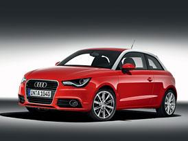 Audi A1: Mini z Ingolstadtu je kratší než Polo