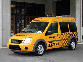 Ford Transit Connect Taxi: Sériový taxík má premiéru v Chicagu