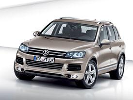 VW spustil v Bratislav� s�riovou v�robu modelu Touareg Hybrid