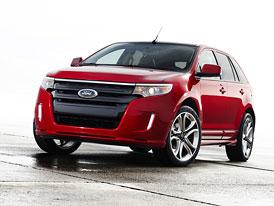 Ford Edge 2011: Nová tvář a motory EcoBoost