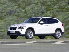 BMW X1: Nový základ sDrive18d za 713 tisíc Kč, xDrive18d za 765 tisíc Kč