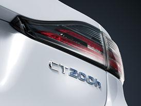 Lexus CT 200h: Proti Audi A3 s hybridem