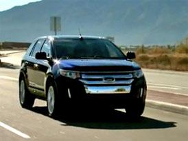 Video: Ford Edge –  Facelift pro modelový rok 2011