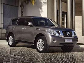Nissan Patrol 5,6 V8 (294 kW): Premiéra nové generace v Abú Dhabí
