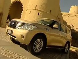 Video: Nissan Patrol � Sedm� generace se p�edstavuje