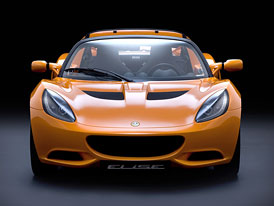 Lotus Elise 2010: Facelift a nový motor 1,6 (100 kW)