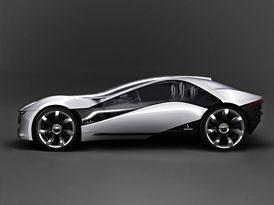 Bertone: Nová studie Alfa Romeo Pandion míří do Ženevy