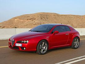 Alfa Romeo Brera: Podivný konec kariéry