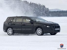 Spy Photos: Volvo V60 - Švédský lifestyle uvidíme na podzim