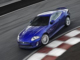 Jaguar XKR Speed + Black Pack: Vyšší maximální rychlost a větší individualita