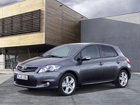 Toyota Auris 2010 na českém trhu: Facelift, nové ceny, bohatší výbava