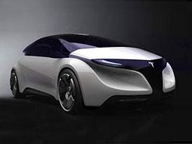IED Tesla Eye: Futuristický  koncept sportovního automobilu se představí  v Ženevě